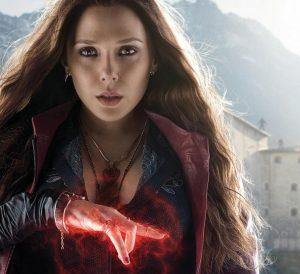 美しいヒーロー・スカーレットウィッチ