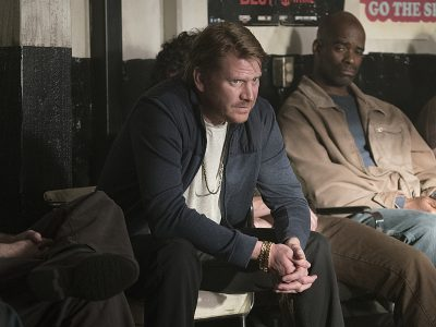 Dash Mihok as Bunchy Donovovan in RAY DONOVAN (Season 4, Episode 01). - Photo: Michael Desmond/SHOWTIME - Photo ID: RayDonovan_401_4279.R
